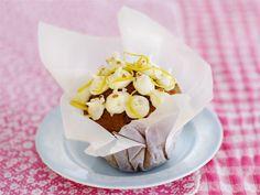 Sitruuna-porkkanamuffinit Sweet Tooth, Pudding, Cake, Desserts, Food, Tailgate Desserts, Deserts, Custard Pudding, Kuchen