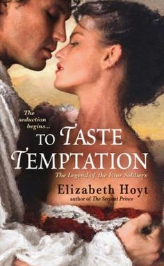 book cover of   To Taste Temptation