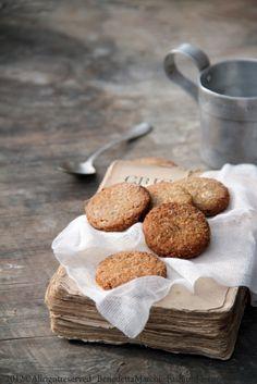 Biscotti vegani e glutenfree per un ritorno in punta di piedi - Vegan Bisquits