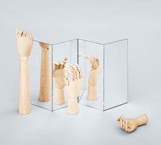 Wooden forearm - Kizuku