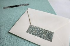 Use packing tape and images from magazines & newspapers to make own decorative tapes.  Also good  with larger pieces of clear contact paper for larger images.