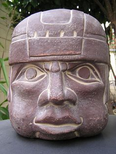 olmec heads | Olmec Head | Flickr - Photo Sharing!