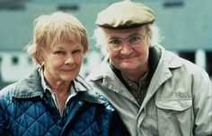 2001 - 'Iris' - Judi Dench, Jim Boadbent, who won an Oscar for Best Supporting Actor & Kate Winslett
