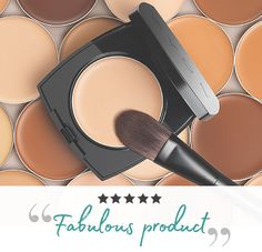 """True Colour Cream-to-Powder Foundation Compact """"I love this product! It gives quick and easy coverage which lasts well and looks natural. I use this every day for work and it's great! Avon Online Shop, Cream To Powder Foundation, Number One, Uk Shop, Compact, Colour, Natural, Easy, Shopping"""