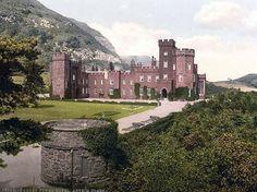 Garron Tower Hotel. County Antrim, Ireland  (ancestral)