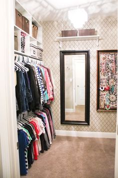 Closet Confessions:  Mandy from House of Rose....CODE PINK....And a GIVEAWAY!