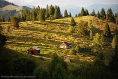 Carpathian mountain hills by Nickolay Khoroshkov on 500px