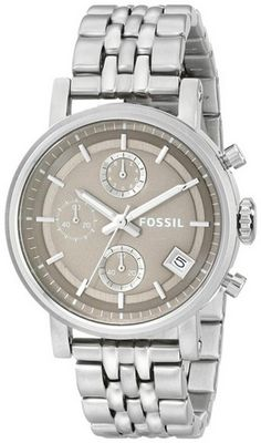 awesome Women's ES3747 Original Boyfriend Chronograph Stainless Steel Watch - For Sale Check more at http://shipperscentral.com/wp/product/womens-es3747-original-boyfriend-chronograph-stainless-steel-watch-for-sale/