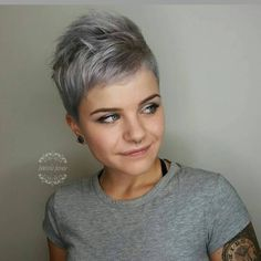 short pixie haircut 2017