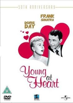 young at heart. love this movie SO SO much! ❤ #DorisDay #FrankSinatra #YoungAtHeart