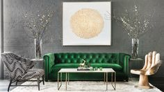 Greenery: 10 Visions of Spring