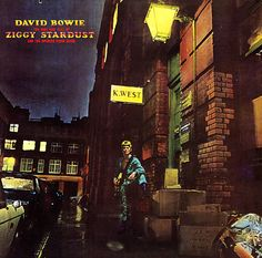 David Bowie: Ziggy Stardust & The Spiders From Mars (180 gram pressing)