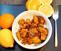 Honey Citrus Chicken – A Minty Monday