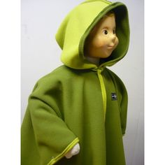 Poncho mixte Convient à un enfant de 2,3 ou 4 ans Envergure 88 cm