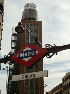 Metro Callao, Madrid