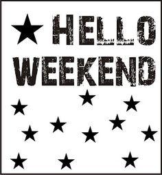 <3 weekend