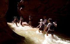Wadi Mujib / Dead Sea Experience - from Aqaba of Jordan Inspiration Tours - We are one of the best tour operator in Jordan.