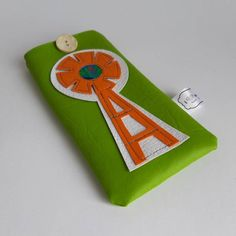 Items similar to Cellphone Pouch, Cellphone Case, Vinyl & Shwe-Shwe Phone Sleeve, Fabric Smartphone Accessory, Green and Turquoise Smartphone Case on Etsy School Bags, Sunglasses Case, Cotton Fabric, Pouch, African, Colorful, Traditional, Stylish, Phone