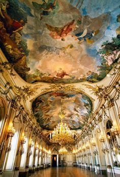 Palacio Shönbrunn de Viena, Austria                                                                                                                                                      Más