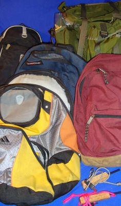 """The 72 hour survival kit or """"bug-out"""" bag"""