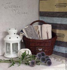"""Купить Плетеная корзиночка """"Горький шоколад"""" - коричневый, корзина, корзиночка, для дома и интерьера, для дома, для дачи, paper basket, weaving"""