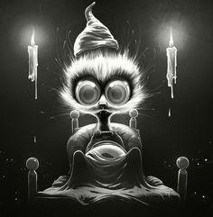 Various Illustrations by Lukas Brezak
