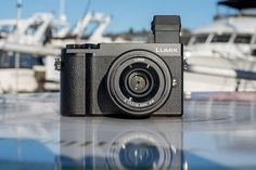 Panasonic's Lumix is a rangefinder-style mirrorless camera that aims to do a bit of everything. It borrows features from both the and the smaller / but does it strike the right balance? Photography Reviews, Digital Photography, Binoculars, Digital Camera, Cameras, Reflex Camera, Digital Cameras, Camera, Still Camera