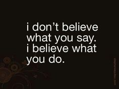 Actions Speak Louder Than Words Quotes & Sayings | Actions Speak ...