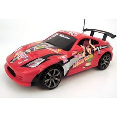 4WD RC Drift Car Nissan 350Z Radio Control 1:20, maybe Santa will bring me this for Christmas.