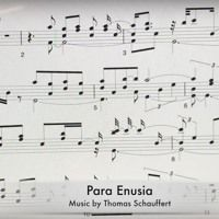 Stream Para Enusia by Thomas Schauffert by Thomas Schauffert (THS) from desktop or your mobile device World Music, Orchestra, Sheet Music, Music Score, Music Notes