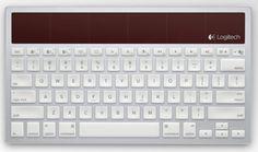 Logitech's solar powered keyboard for Mac