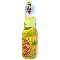 Hata Ramune Soda Pineapple