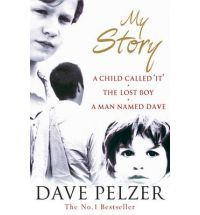 Dave Pelzer 'A child called it' - 'The lost boy' - 'A man named Dave' all sad powerful stories that were all lived by dave pelzer who is a true survivor <3