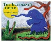 The Elephant's Child by Rudyard Kipling. A children's classic.