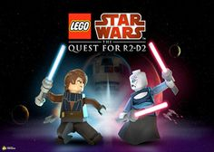 play LEGO Star Wars the Ques…