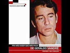 """Radiodocumentário """"Pra não dizer que não falei de Geraldo Vandré - Prepare o seu coração"""""""