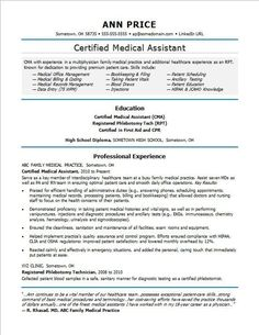 resume examples medical assistant assistant examples medical resume resumeexamples