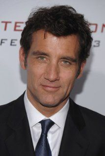 What if someone got an exact life-size picture of Clive Owen's face tattooed ON top of their own face?