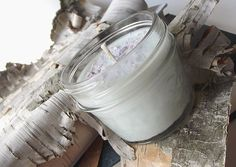 Cotton Candy scented Soy Candle  Fluorescent Soy por curiouscarrie, $5.75
