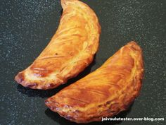 ... la recette des chaussons aux pommes, plus facile y'a pas