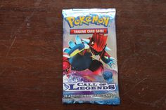 Pokemon TCG Call of Legends Booster Pack UNOPENED picclick.com