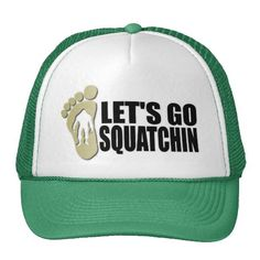 163c7123a9ea6 Gone Squatchin  Bobo will never find Bigfoot Trucker Hat