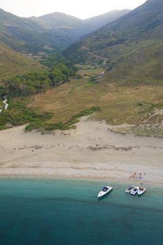 #Andros island, Greece | Achla #Beach