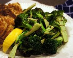 Grilled Summer Broccoli Recipe