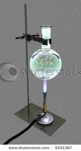 Lab Bunsen Burner