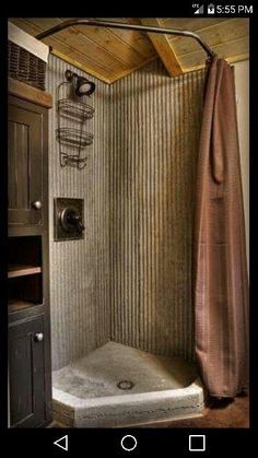 Love this shower...