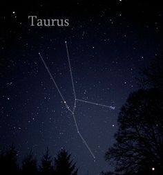 Taurus constellation....figure out temp of major stars for ...
