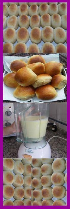 Pan blanco co n juguera Mexican Food Recipes, Dessert Recipes, Salty Foods, Pan Dulce, Tasty, Yummy Food, Pan Bread, Latin Food, Love Food