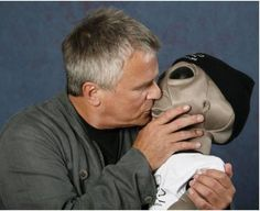 Would you expect anything else from Richard Dean Anderson?