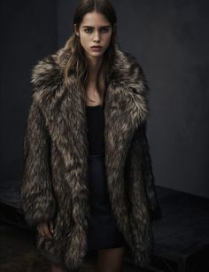 AllSaints launches its November 2015 lookbook featuring cool fall-winter 2015 styles. From furry coats to cozy turtleneck sweaters to shearling jackets, the fashion brand has all the cool girl essentials you need. In a neutral color palette of grey, black and brown, these pieces are perfect for mixing and matching. Enjoyed this update?Stay up to …